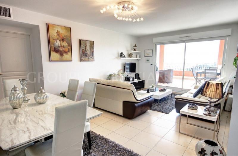 Vente de prestige appartement Mandelieu 585000€ - Photo 9