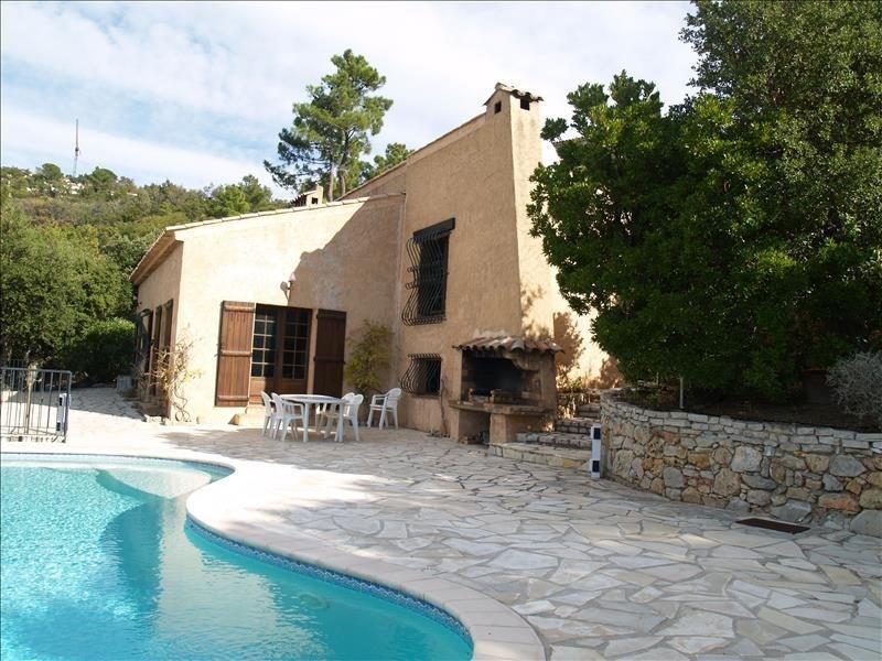 Vente de prestige maison / villa Les issambres 595000€ - Photo 3