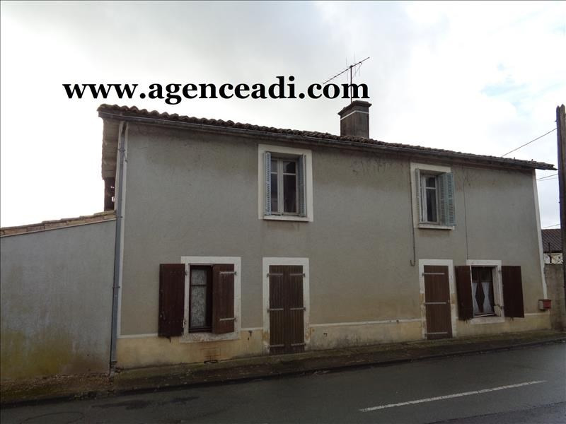 Vente maison / villa St sauvant 39 600€ - Photo 1
