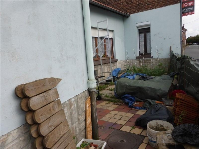 Vente maison / villa Bethune 70000€ - Photo 5