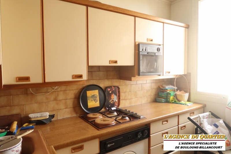 Revenda apartamento Boulogne billancourt 629000€ - Fotografia 4