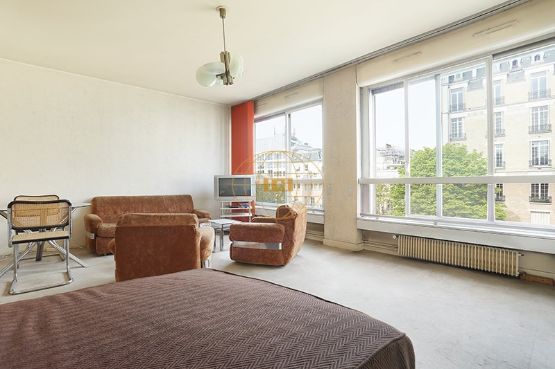 Vente de prestige appartement Paris 8ème 446 000€ - Photo 2