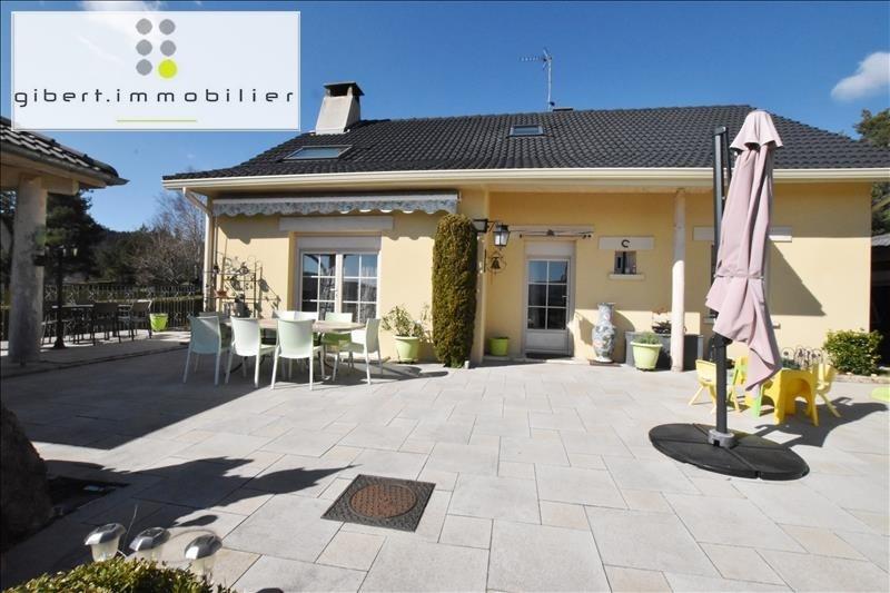 Sale house / villa Blavozy 374000€ - Picture 1