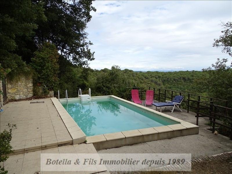 Vente de prestige maison / villa Uzes 616000€ - Photo 12