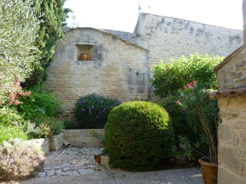 Vente maison / villa Souvignargues 525000€ - Photo 1