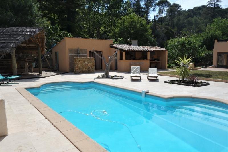 Vente de prestige maison / villa Gemenos 1155000€ - Photo 4
