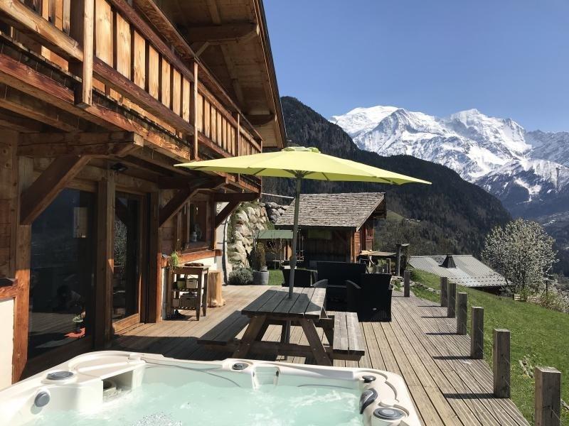 Deluxe sale house / villa Chamonix mont blanc 798000€ - Picture 4