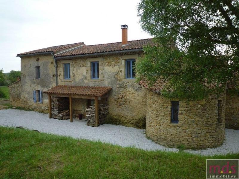 Deluxe sale house / villa Villefranche de lauragais 13 mn 426000€ - Picture 2