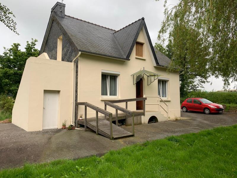 Sale house / villa Saint nicolas du pelem 65000€ - Picture 1