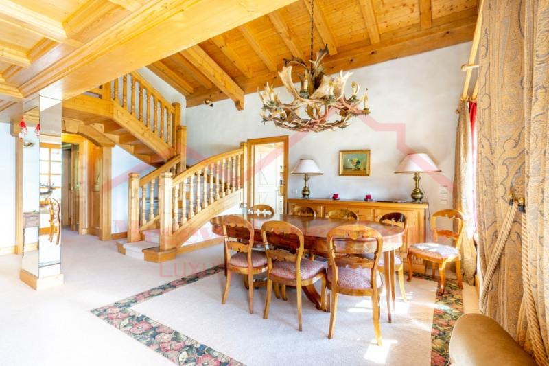 Vente de prestige appartement Megève 3900000€ - Photo 3