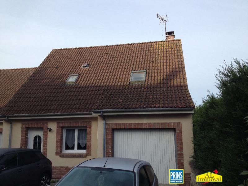Rental house / villa Wavrans sur l aa 610€ CC - Picture 1