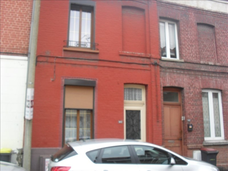 Vente maison / villa Henin beaumont 75 800€ - Photo 1