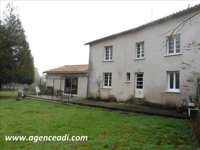 Vente maison / villa St maixent l ecole 160000€ - Photo 1