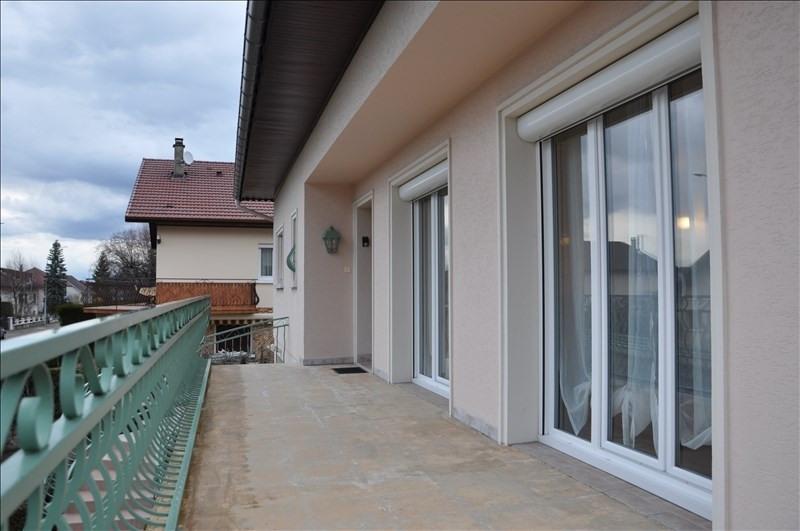 Vente maison / villa Oyonnax 264000€ - Photo 8