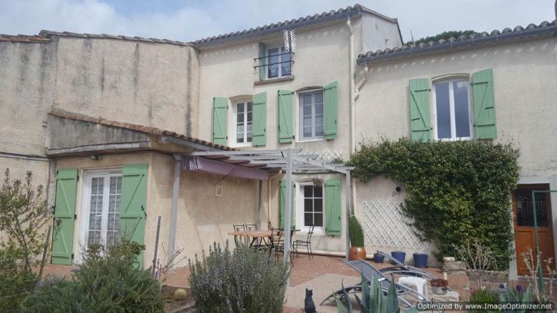 Vente maison / villa Bram 139000€ - Photo 1