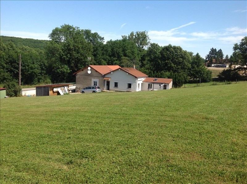 Vente maison / villa Moulins 110000€ - Photo 3