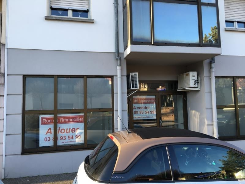 Rental shop Haguenau 1000€ HT/HC - Picture 1