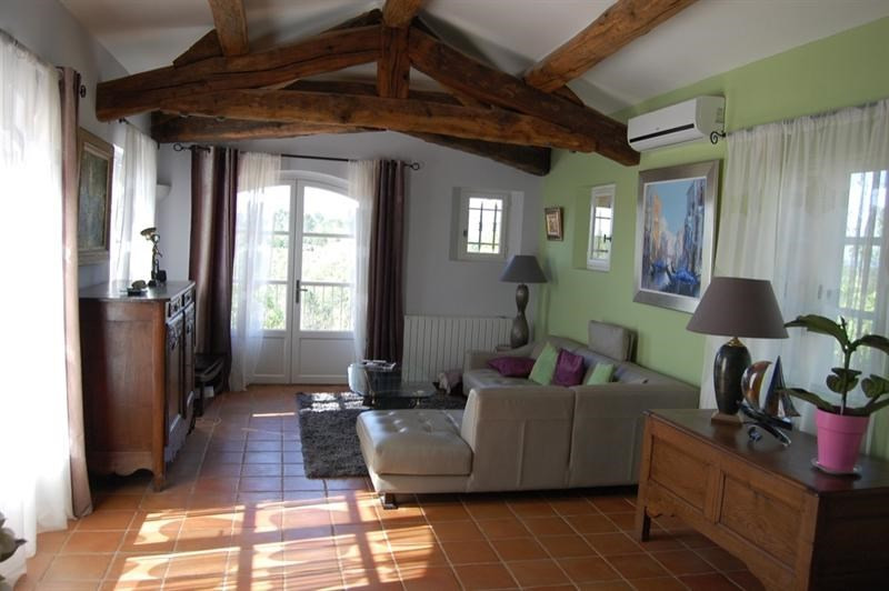 Revenda casa Saint-paul-en-forêt 472000€ - Fotografia 16