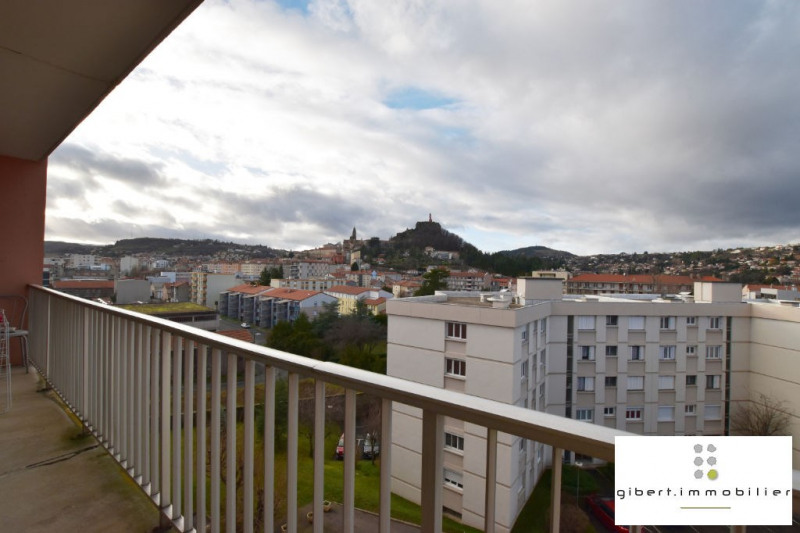 Sale apartment Le puy en velay 85 900€ - Picture 2