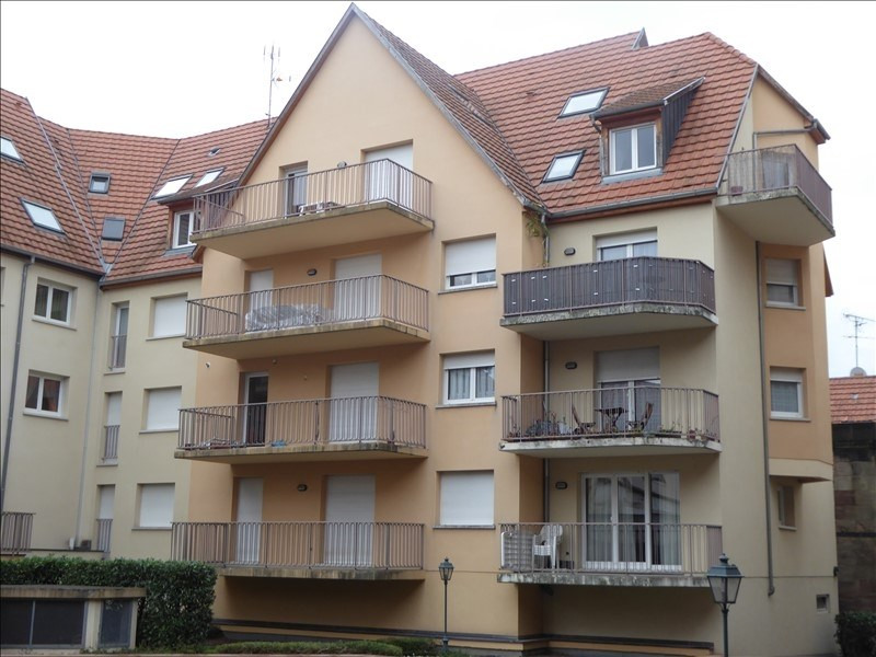 Vente appartement Saverne 117 000€ - Photo 1