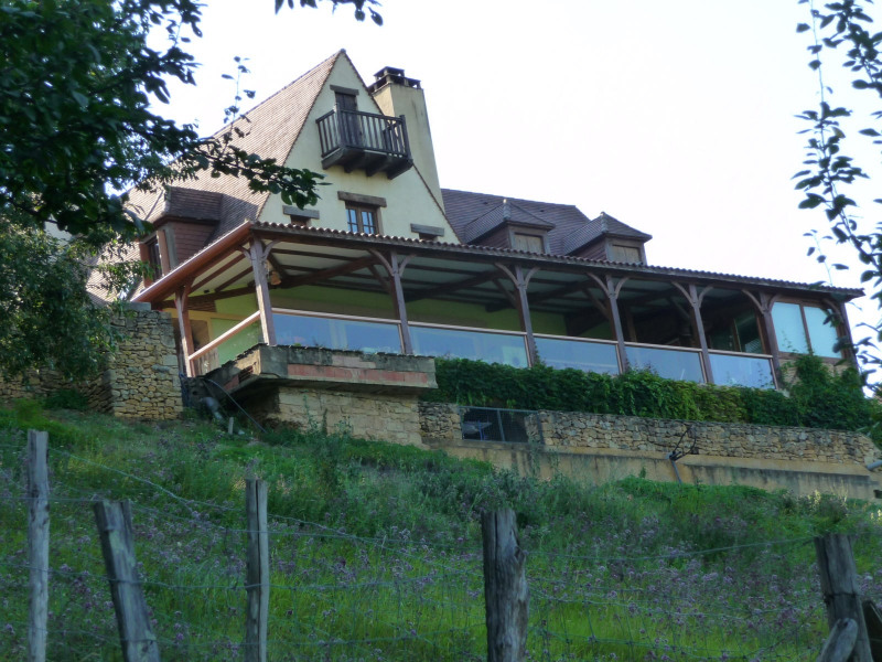 Sale house / villa Siorac-en-perigord 464000€ - Picture 2