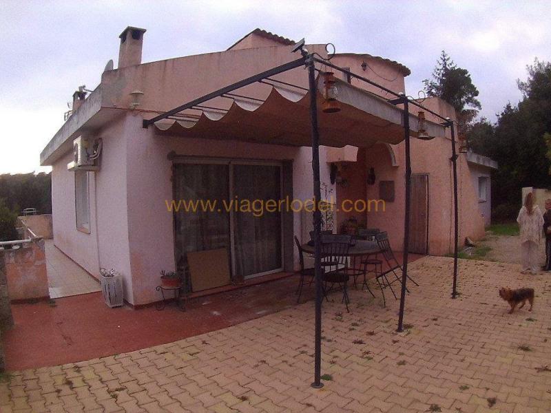 Vitalicio  casa Roquefort-les-pins 460000€ - Fotografía 7