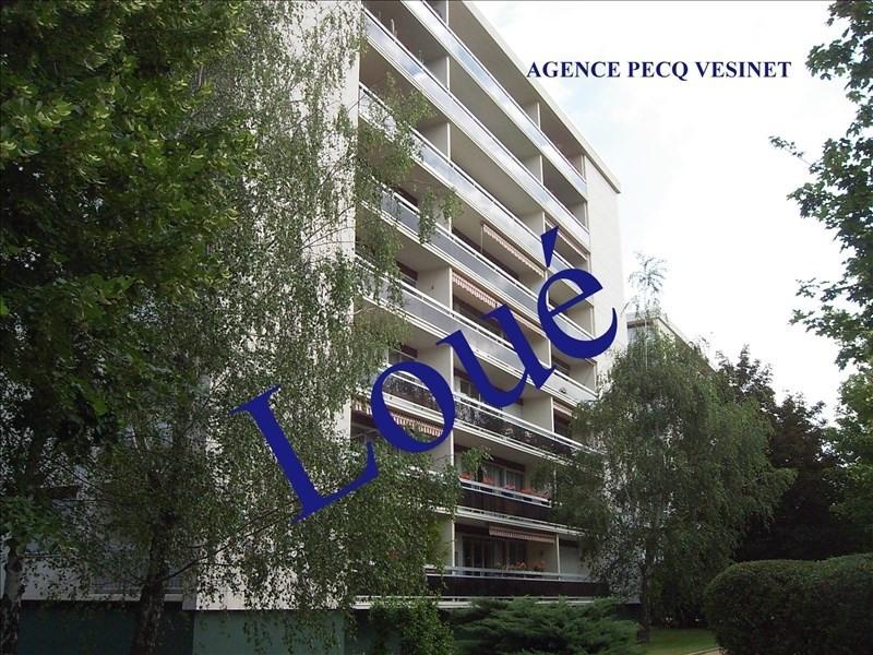 Location appartement Le pecq 695€ CC - Photo 1