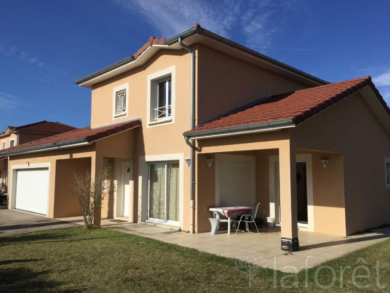 Vente maison / villa Villefontaine 352000€ - Photo 1