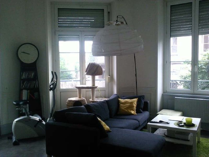 Rental apartment Mulhouse 770€ CC - Picture 1