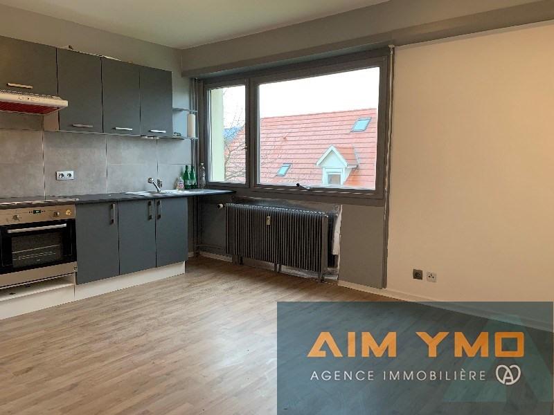 Vente appartement Ingersheim 74800€ - Photo 1