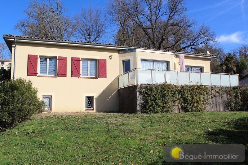 Sale house / villa Pibrac 435500€ - Picture 1