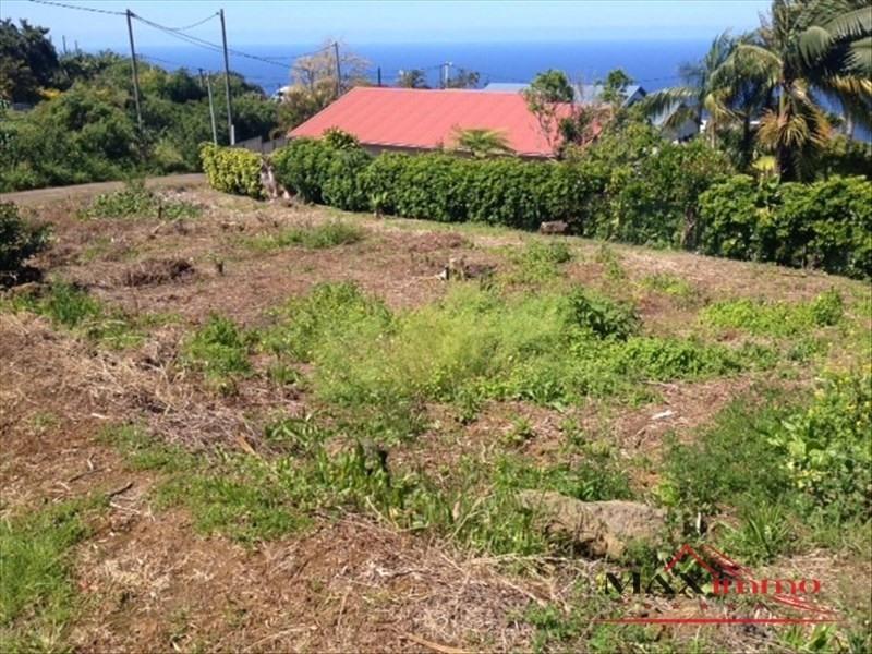 Vente terrain Petite ile 85000€ - Photo 3