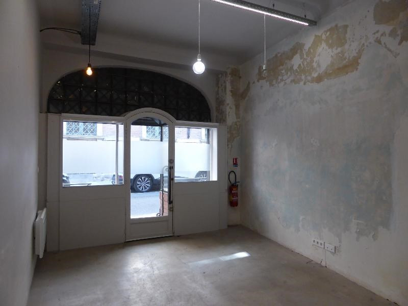 Rental office Toulouse 1 280€ HT/CC - Picture 1