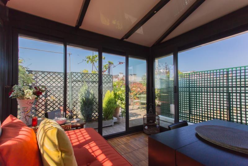 Deluxe sale apartment Paris 16ème 1180000€ - Picture 5