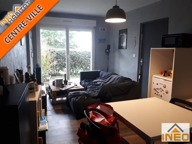 Location appartement La meziere 470€ CC - Photo 1