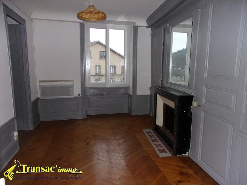 Investment property building Thiers 49 500€ - Picture 4
