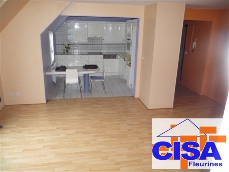 Location appartement Fleurines 1000€ CC - Photo 3