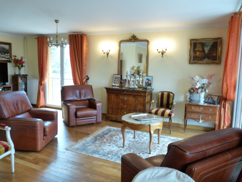 Vente appartement Bailly 385 000€ - Photo 1