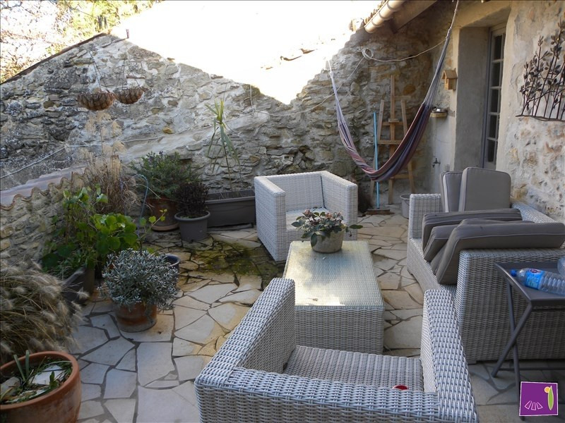 Verkoop  huis Uzes 140000€ - Foto 5