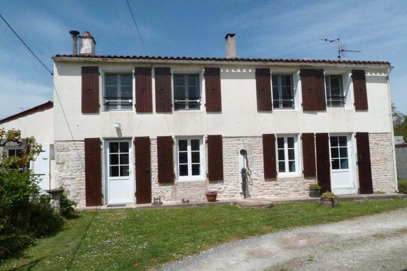 Vendita casa Aigrefeuille d'aunis 285600€ - Fotografia 1
