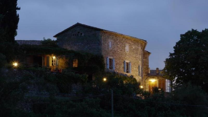 Verkoop van prestige  huis Les vans 552000€ - Foto 3