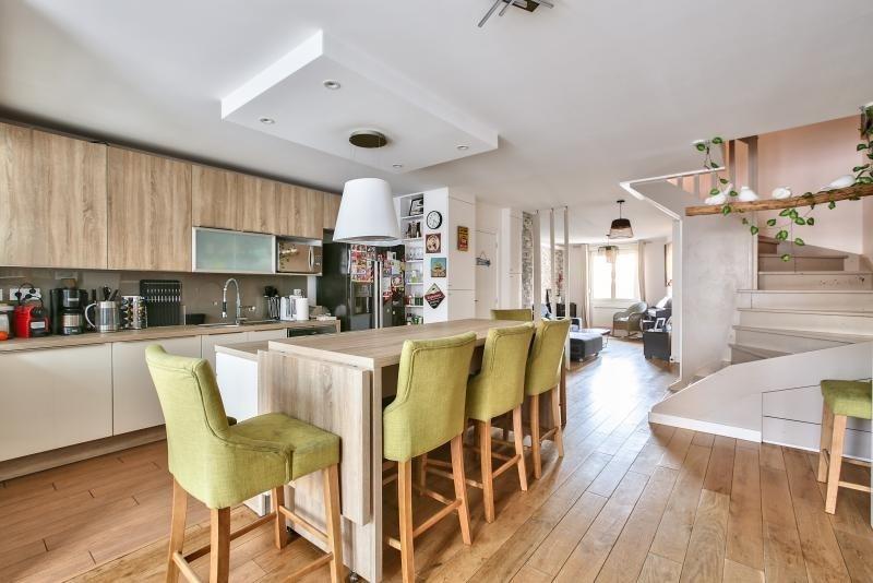 Vente appartement Paris 19ème 890000€ - Photo 11