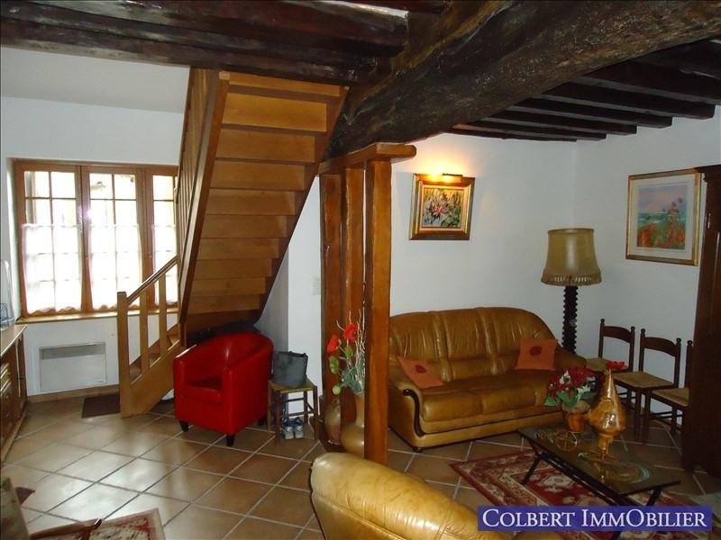 Venta  casa Cravant 139000€ - Fotografía 1