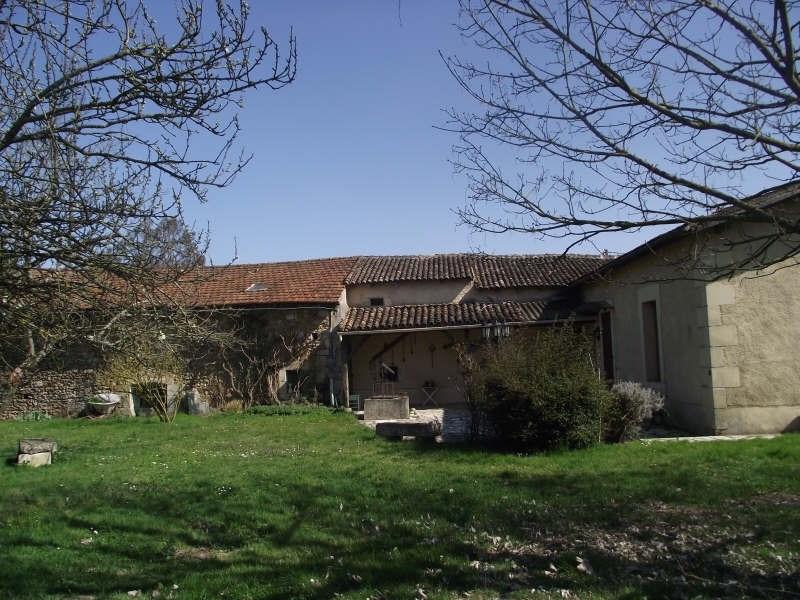 Vente maison / villa La chapelle mouliere 129000€ - Photo 4
