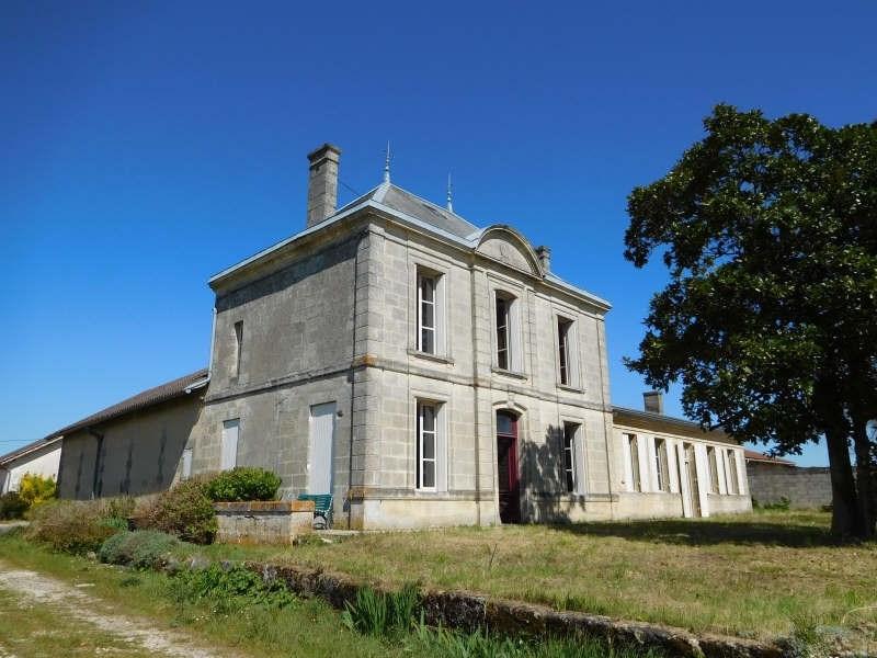 Sale house / villa St ciers de canesse 473000€ - Picture 1