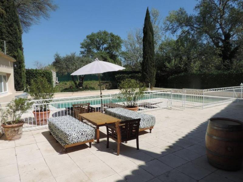 Sale house / villa Cavaillon 449350€ - Picture 1