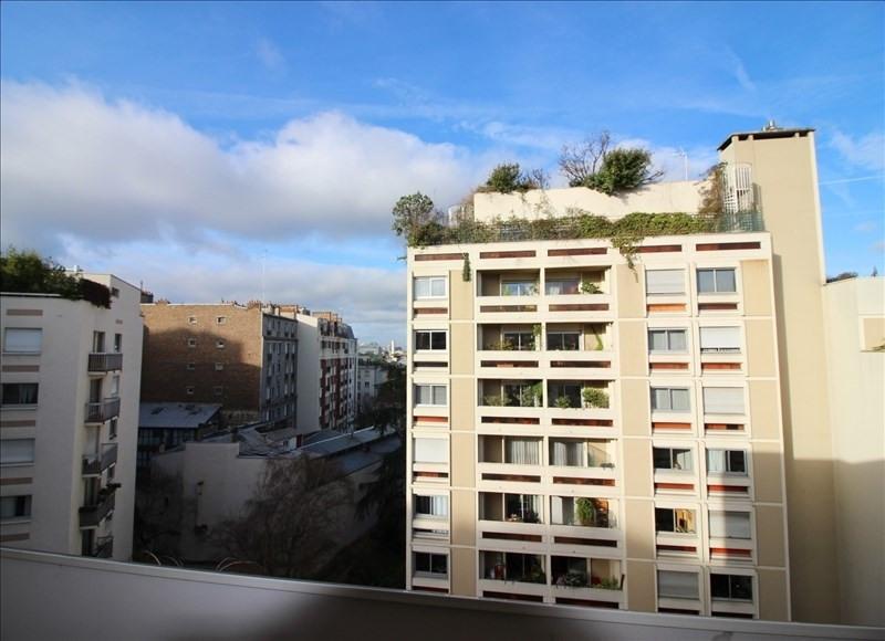 Sale apartment Paris 18ème 390000€ - Picture 1