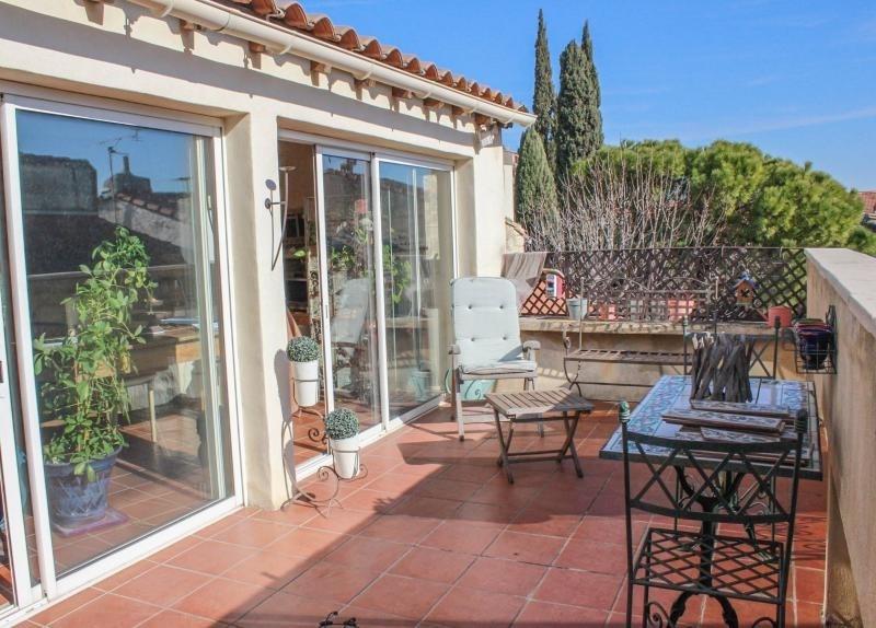 Vente de prestige maison / villa Villeneuve les avignon 522000€ - Photo 1
