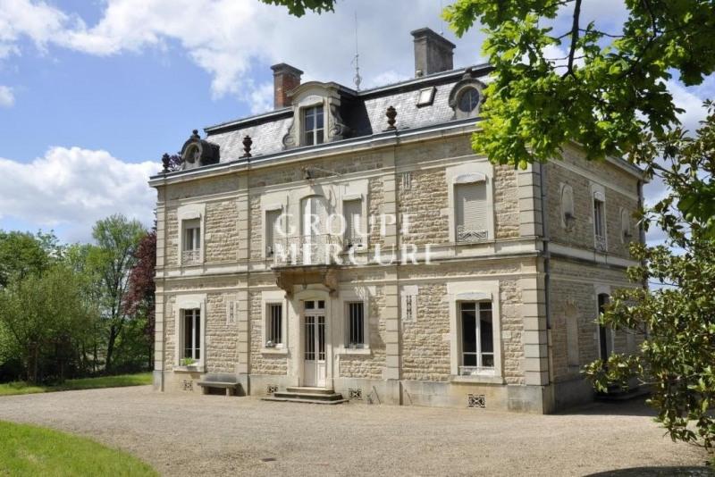 Deluxe sale house / villa Pont de vaux 610000€ - Picture 2