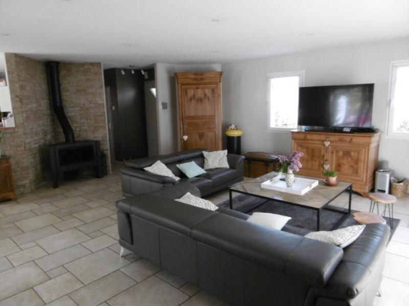 Sale house / villa St georges de pointindoux 320750€ - Picture 2